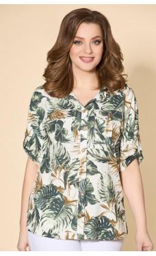 Лляна блуза Dali 2555