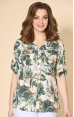Dali 2555 - білоруська лляна блузка