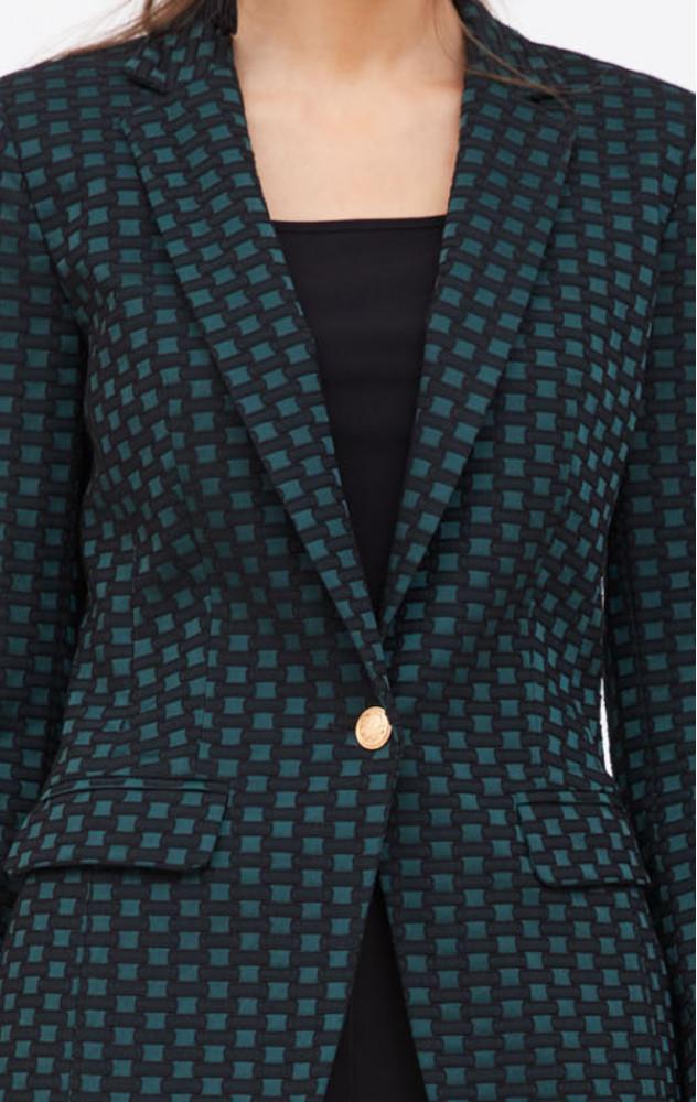 Kilay 31410 - білоруський модний подовжений жакет