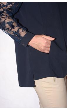 Блузка Needle Ревертекс 384