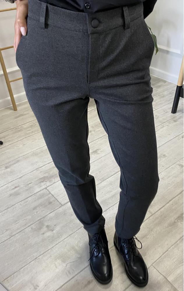 Panda 64860 - білоруські теплі трикотажні штани
