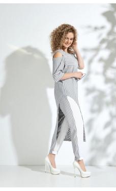 Брючний костюм Euro-moda 338