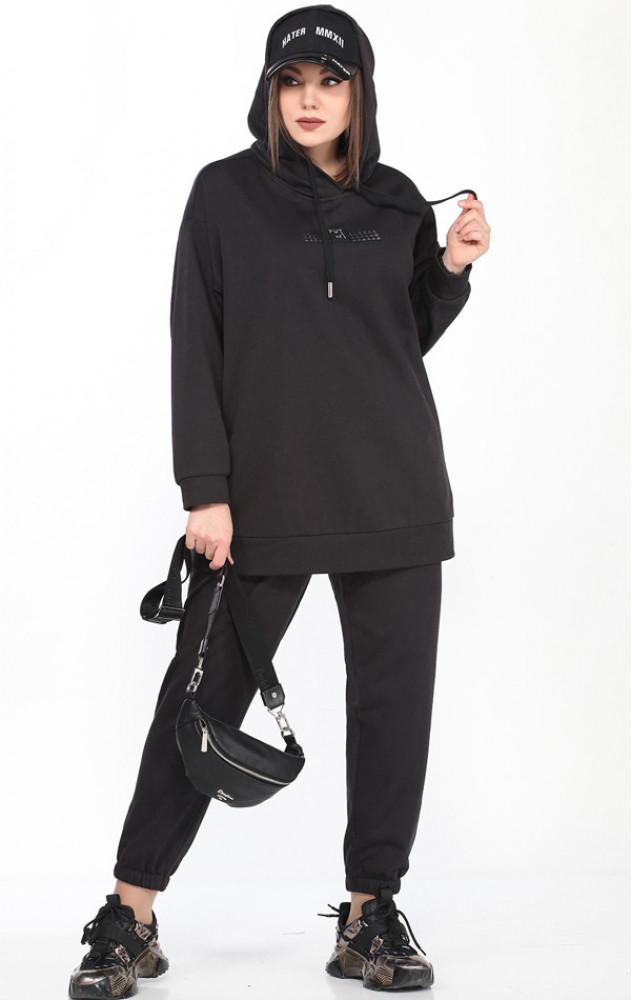 Lady Secret 2739 - спортивний костюм-трійка з утепленим жилетом
