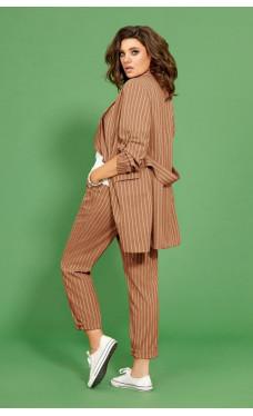 Брючний костюм - трійка Mubliz 425