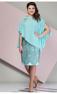 Комплект сукня і накидка Elady 2779