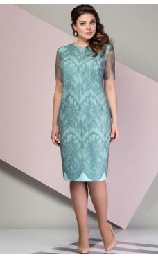 Комплект платье и накидка Elady 2779