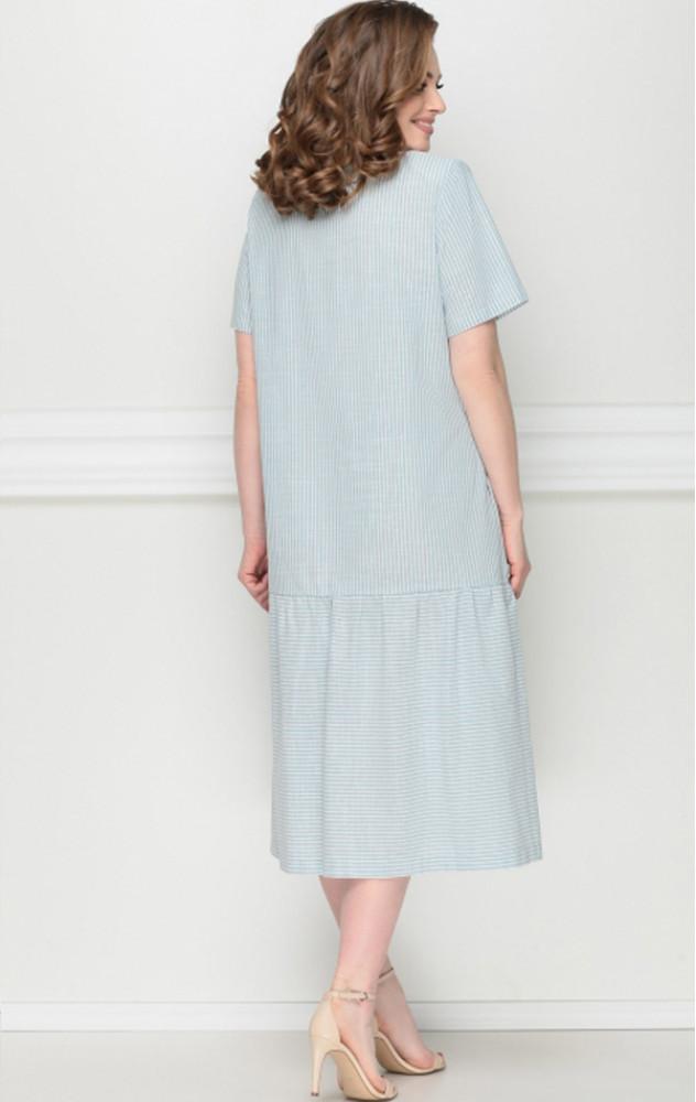 Lenata 11127 - літня бавовняна сукня