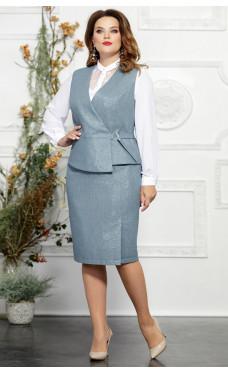 Костюм-трійка Mira Fashion 4823