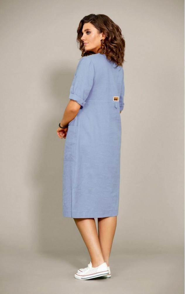 Mubliz 435 - плаття з льону