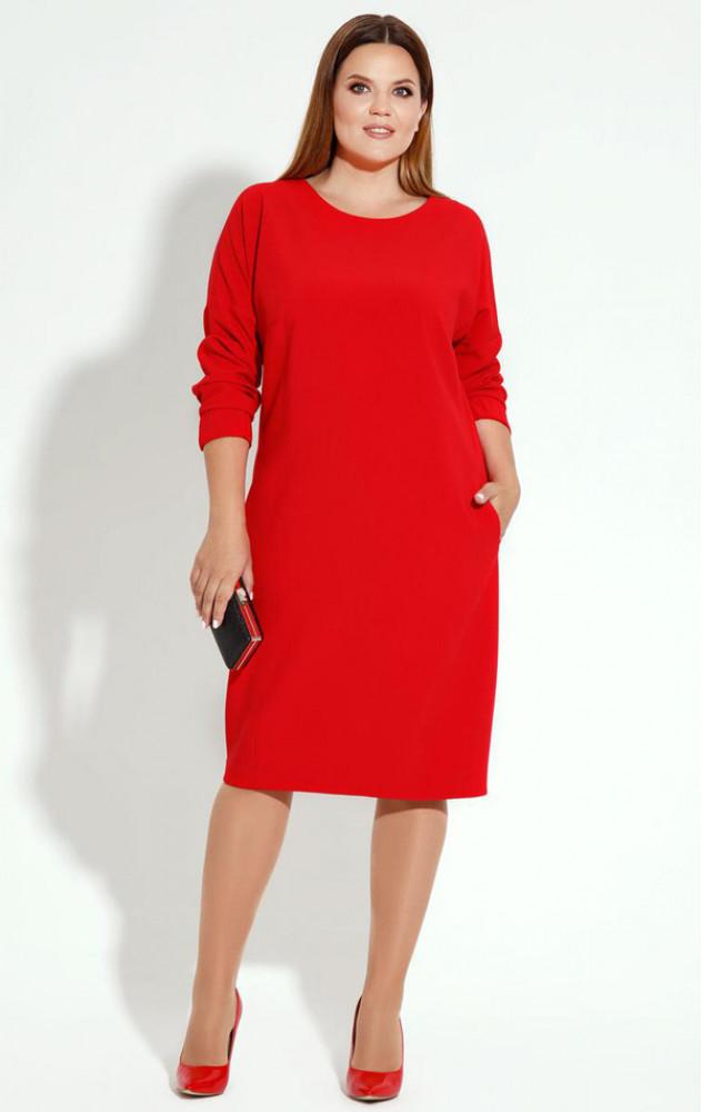 Prio 13880 - повсякденне червоне білоруське плаття