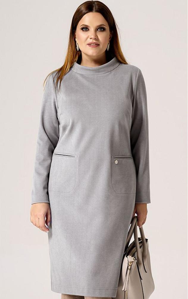Prio 21080 - білоруське трикотажне м'яке плаття
