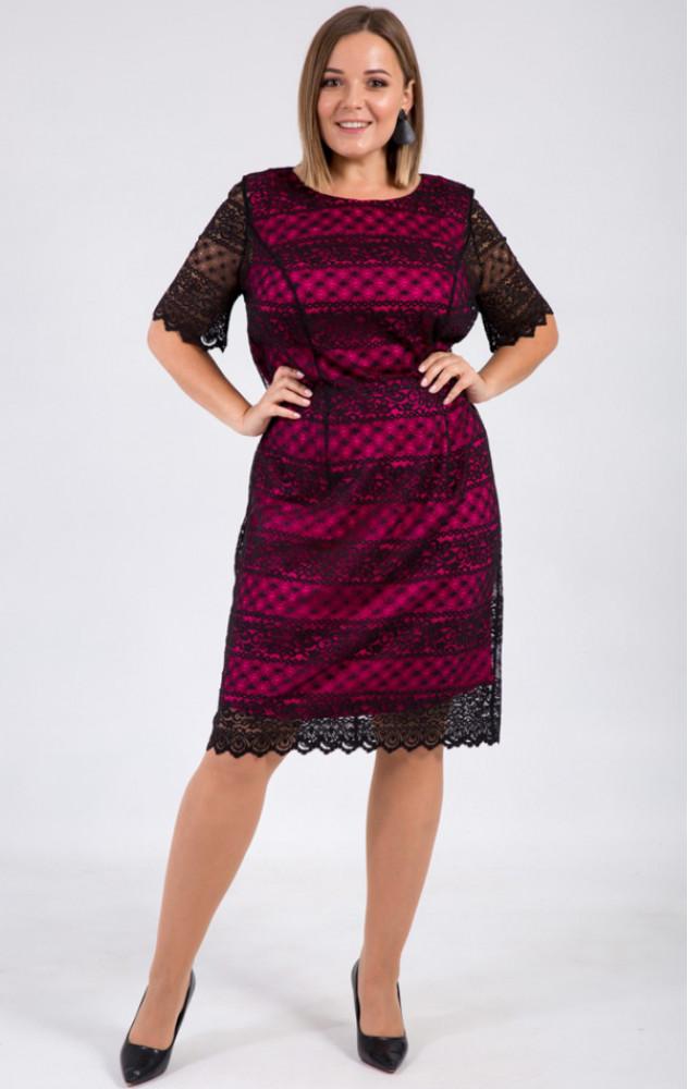 Petro Soroka 2789 - ошатне мереживне плаття
