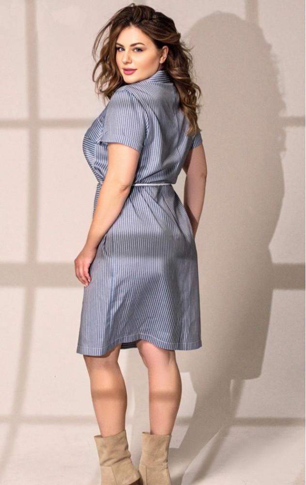 Petro Soroka 3743 - лляне літнє плаття