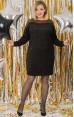Petro Soroka 3422 - трикотажна сукня-в'язка