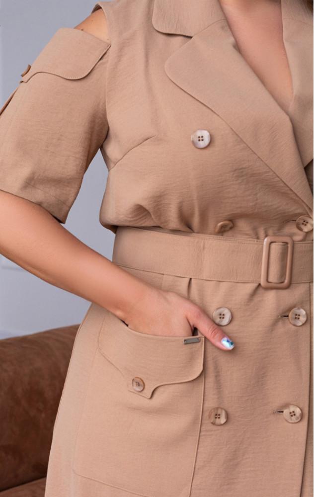 Petro Soroka 3512 - ділове літнє плаття