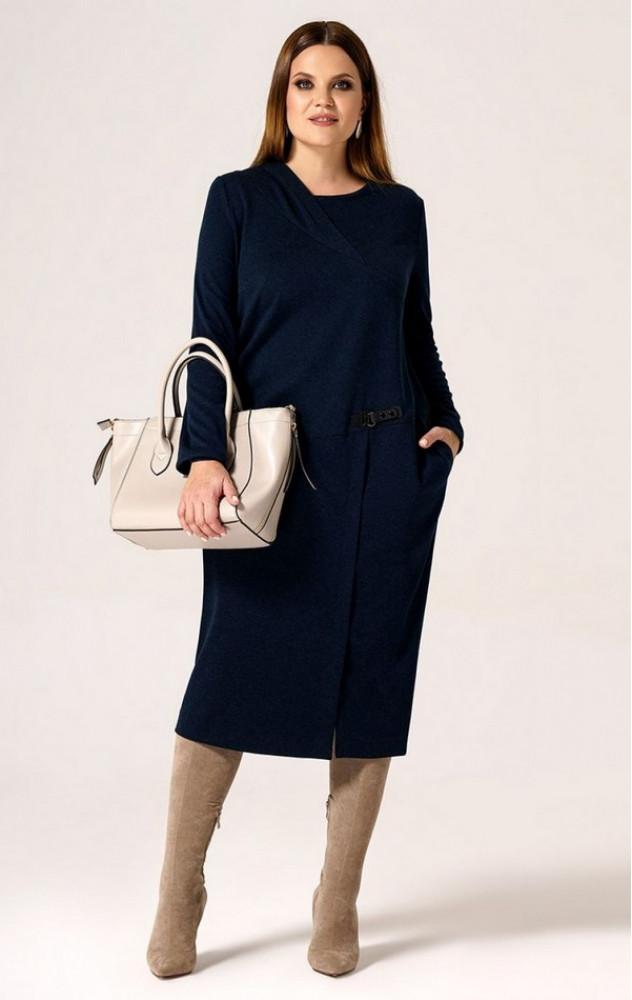 Трикотажна сукня Prio 22180