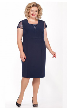 Сукня з накидкою Lakona 1163