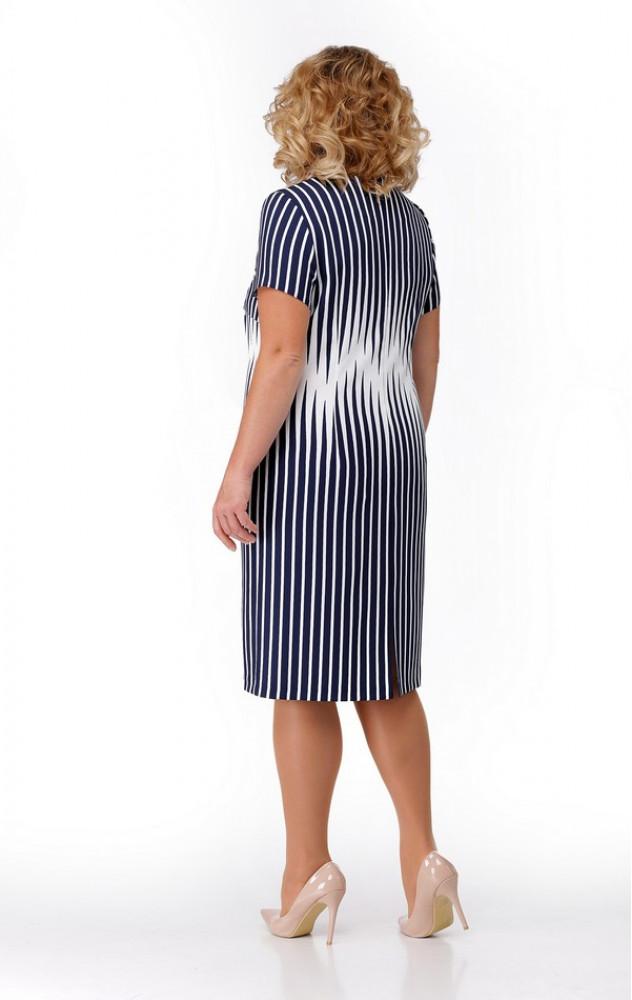 Платье с жакетом Michel Style 622