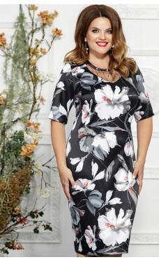 Сукня з жакетом Mira Fashion 4838
