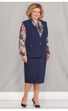 Спідничний костюм-трійка Ivelta 3607