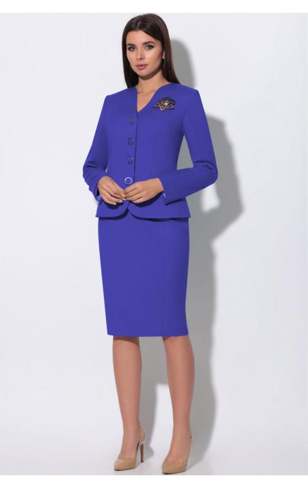 Lenata 23865 - діловий білоруський спідничний костюм